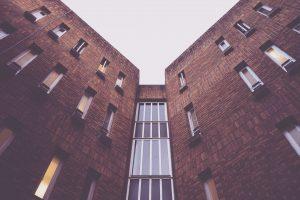 Urban block of flats